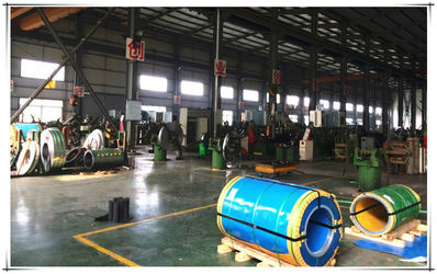 Tube Mill - Tabung Stainless Steel