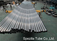Cina TP304L ASTM A270 Stainless Steel Sanitary Pipe 3 '' X 0,065 '' X 20 '' dengan OD / ID 320 Grit Polish Distributor